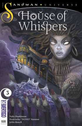 DC - House Of Whispers # 3