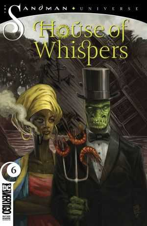 DC - House Of Whispers # 6