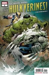Marvel - Hulkverines # 1