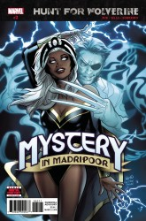 Marvel - Hunt For Wolverine Mystery In Madripoor # 2