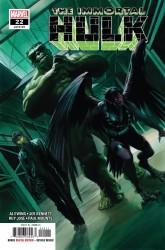 Marvel - Immortal Hulk # 22
