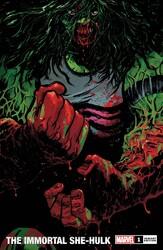 Marvel - Immortal She-Hulk # 1 Daniel Warren Johnson Variant