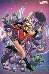 Marvel - Immortal Hulk # 3 Asrar Carol Danvers 50th Anniversary Variant