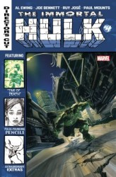 Marvel - Immortal Hulk Directors Cut # 4