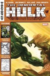 Marvel - Immortal Hulk Directors Cut # 5