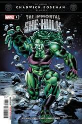 Marvel - Immortal She-Hulk # 1