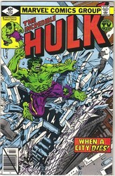 Marvel - Incredible Hulk (1st Series) # 237 VF/NM