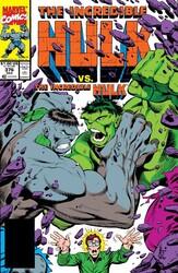 Marvel - Incredible Hulk (1st Series) # 376 VF-