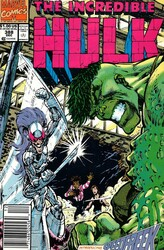 Marvel - Incredible Hulk (1st Series) # 388 VF+