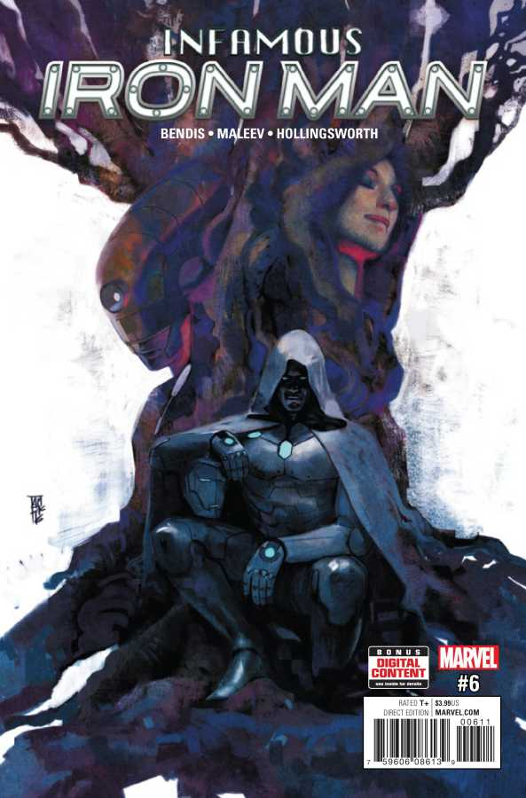 Marvel - Infamous Iron Man # 6