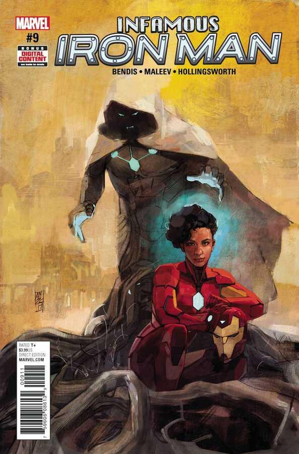 Marvel - Infamous Iron Man # 9
