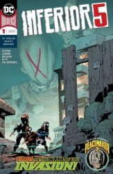 DC - Inferior Five # 1