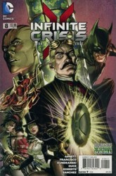 DC - Infinite Crisis Fight For The Multiverse # 8
