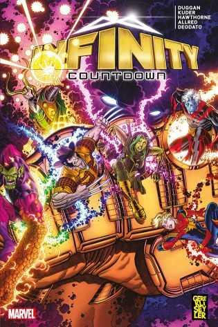 Gerekli Şeyler - Infinity Countdown