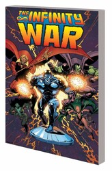 Marvel - Infinity War Aftermath TPB
