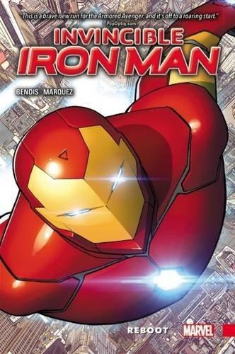 Marvel - Invincible Iron Man Vol 1 Reboot TPB