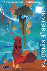 Dark Horse - Invisible Kingdom Vol 1 TPB
