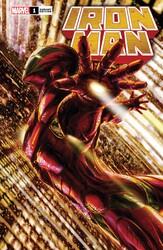 Marvel - Iron Man (2020) # 1 Tenjin Variant