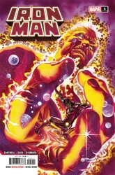 Marvel - Iron Man (2020) # 5