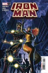Marvel - Iron Man (2020) # 4