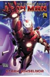 Arkabahçe - Iron Man - Yenilmez Demir Adam Cilt 5 Stark Yükseliyor