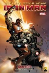Arkabahçe - Iron Man - Yenilmez Demir Adam Cilt 9 Şeytan