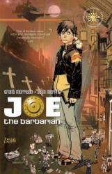 Vertigo - Joe The Barbarian TPB