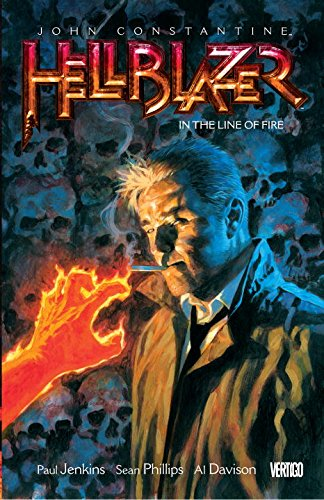 Vertigo - John Constantine Hellblazer Vol 10 In the Line of Fire TPB