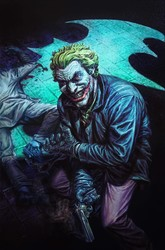 DC - Joker 80th Anniversary 100 Page Super Spectacular #1 Lee Bemejo Variant ÖN SİPARİŞ