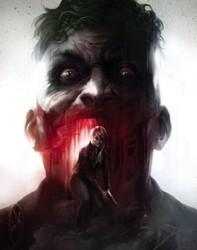 DC - Joker Harley Criminal Sanity # 3