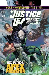 DC - Justice League (2018) # 28