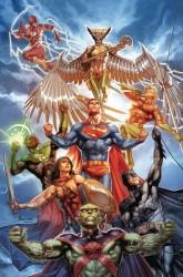 DC - Justice League (2018) # 30 Variant