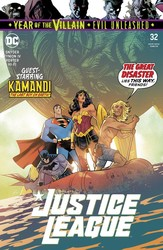 DC - Justice League (2018) # 32