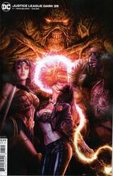 DC - Justice League Dark # 25 Variant