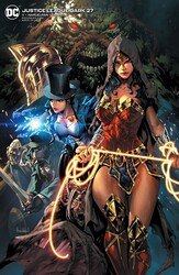 DC - Justice League Dark # 27 Kael Ngu Variant