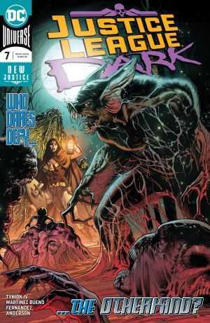 DC - Justice League Dark # 7