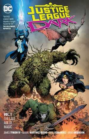 DC - Justice League Dark Vol 1 The Last Age Of Magic TPB