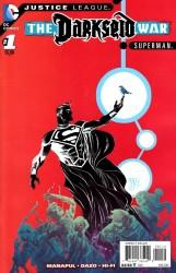 DC - Justice League Darkseid WarSuperman Second Printing