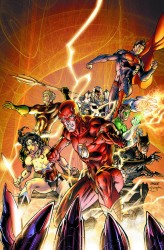 DC - Justice League (New 52) # 11 Combo Pack