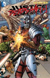 DC - Justice League of America (New 52) # 7.1