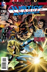 DC - Justice League Of America (New 52) # 10