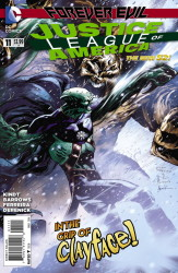 DC - Justice League Of America (New 52) # 11