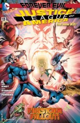 DC - Justice League of America (New 52) # 13