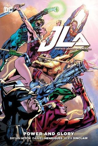 DC - Justice League of America Power And Glory HC