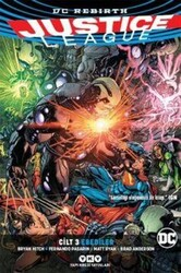 YKY - Justice League (Rebirth) Cilt 3 Ebediler