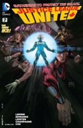 DC - Justice League United (New 52) # 7