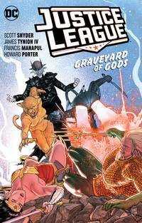 DC - Justice League Vol 2 Graveyard Of Gods TPB
