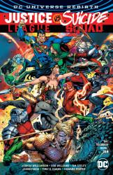 DC - Justice League vs Suicide Squad (Rebirth) TPB