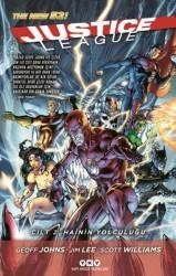 YKY - Justice League (Yeni 52) Cilt 2 Hainin Yolculuğu