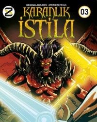 Zahiri Comics - Karanlık İstila Sayı 3